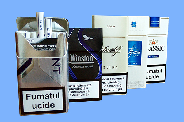 LM cigarettes from UK