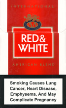 Red & White American Blend